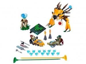 obrázek Lego 70115 Chima Rozhodující souboj Speedorů
