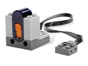 obrázek Lego 8884 Power function IR přijímač