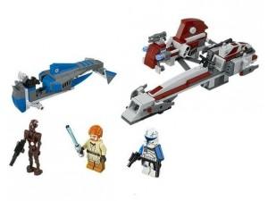 obrázek Lego 75012 Star Wars BARC Speeder s postranním voz