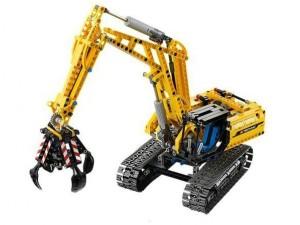obrázek Lego 42006 Technic Bagr