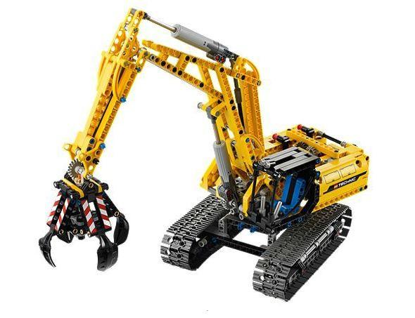 Lego 42006 Technic Bagr