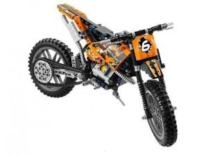 obrázek Lego 42007 Technic Motokrosová motorka