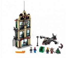 obrázek Lego 76005 Super Heroes Spiderman - zúčtování