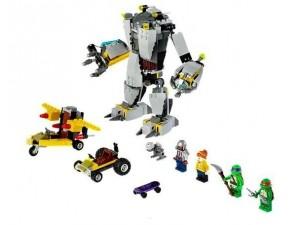 obrázek Lego 79105 Želvy Ninja Baxterův běsnící robot
