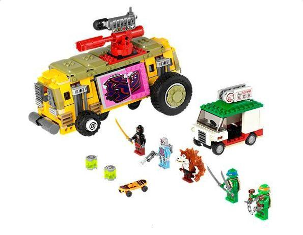 Lego 79104 Želvy Ninja Shellraiser