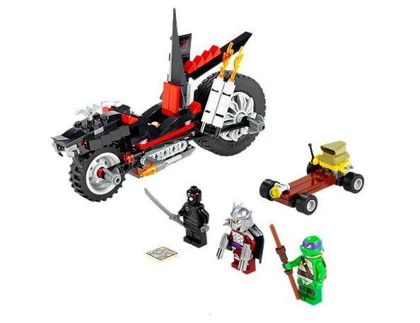 Lego 79101 Želvy Ninja Trhačova dračí motorka
