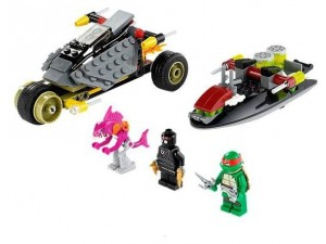 obrázek Lego 79102 Želvy Ninja V utajení