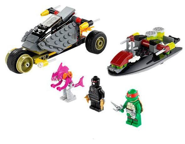 Lego 79102 Želvy Ninja V utajení