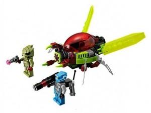 obrázek Lego 70700 Galaxy Squad Vesmírný hmyz