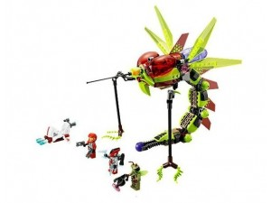obrázek Lego 70702 Galaxy Squad Obří sršeň