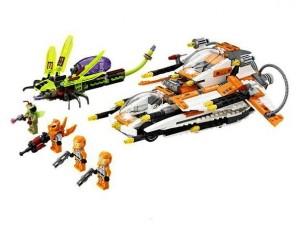 obrázek Lego 70705 Galaxy Squad Vymítač brouků