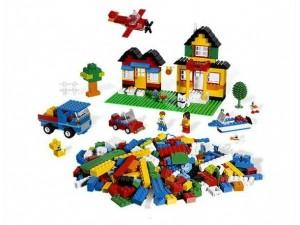 obrázek Lego 5508 Creator Box s kostkami DeLuxe