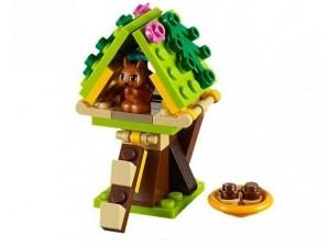 obrázek Lego 41017 Friends Veverčí domek