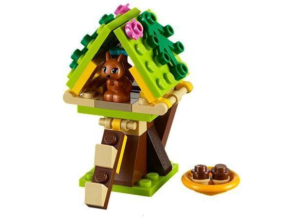 Lego 41017 Friends Veverčí domek