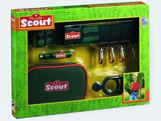 Scout opasek