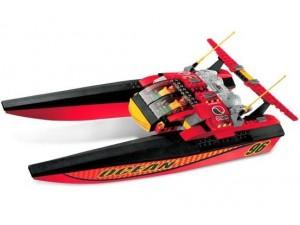 obrázek Lego 7244 City Motorový člun