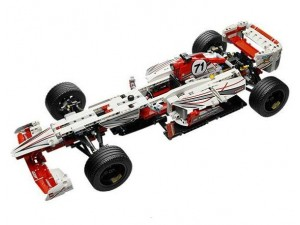 obrázek Lego 42000 Technic Formule Grand Prix