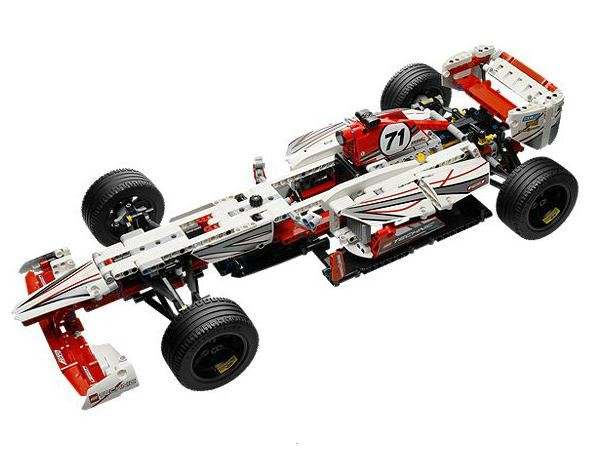 Lego 42000 Technic Formule Grand Prix