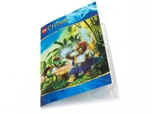 obrázek Lego 850598 Chima Desky na hrací karty