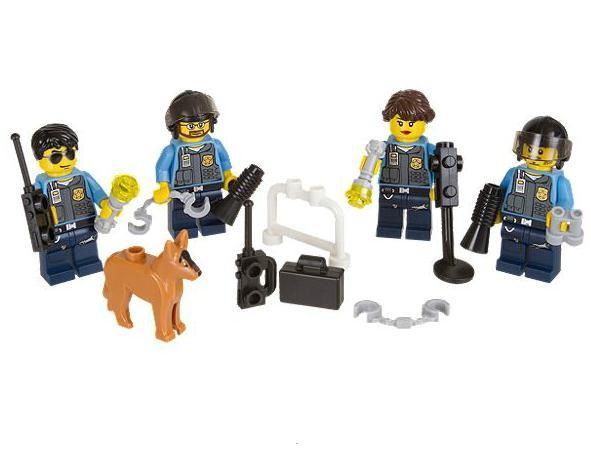 Lego 850617 City Policejní set