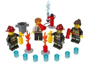 obrázek Lego 850618 City Hasičský set