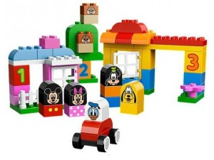 obrázek Lego 10531 Duplo Mickey a přátelé