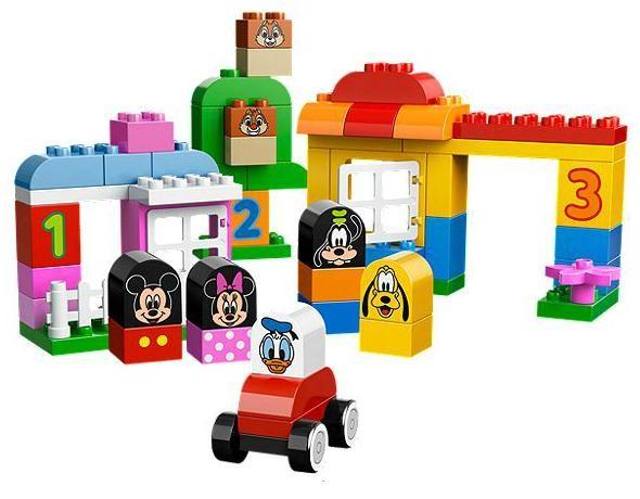 Lego 10531 Duplo Mickey a přátelé