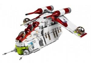 obrázek Lego 7676 Star Wars Republick Attack Gunship