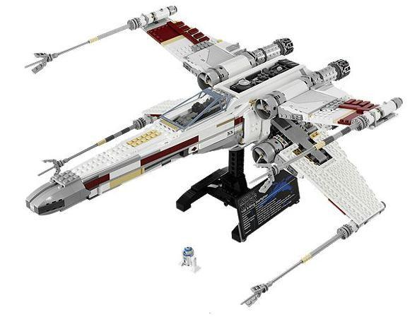 Lego 10240 Star Wars Hvězdná stíhačka X-wing