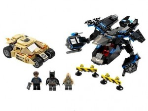 obrázek Lego 76001 Super Heroes Batman vs. Bane: honička