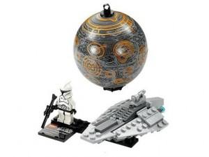 obrázek Lego 75007 Star Wars Planeta Coruscant