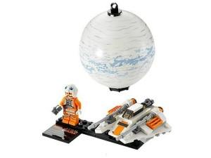 obrázek Lego 75009 Star Wars Planeta Hoth