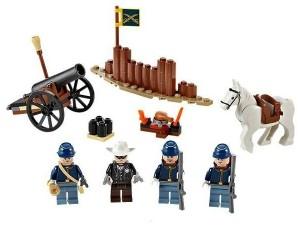 obrázek Lego 79106 Lone Ranger Kavalerie