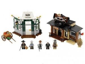 obrázek Lego 79109 Lone Ranger Duel v Colby city