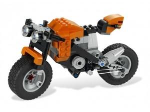 obrázek Lego 7291 Creator Silniční rebel