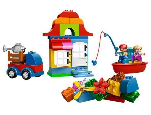 Lego 10556 Duplo Kreativní rybaření