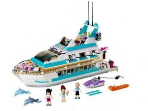 obrázek Lego 41015 Friends Jachta