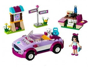 obrázek Lego 41013 Friends Emmin sporťák