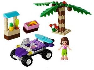 obrázek Lego 41010 Friends Oliviina plážová bugina