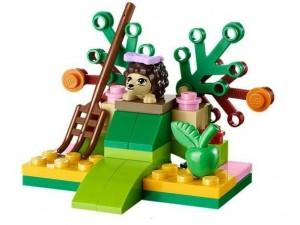 obrázek Lego 41020 Friends Ježkův úkryt