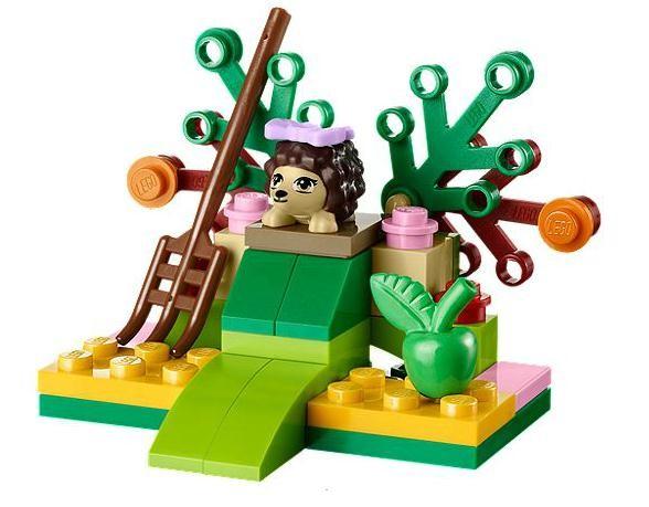 Lego 41020 Friends Ježkův úkryt