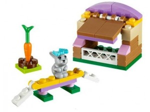 obrázek Lego 41022 Friends Chata pro králíčka