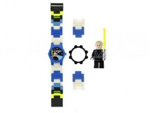 obrázek Lego 2850829 hodinky Star Wars Luke Skywalker
