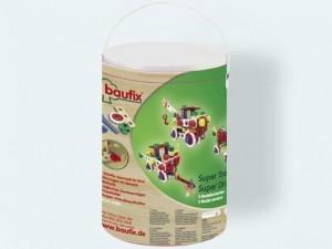 obrázek Baufix Sada buben - dřevěné hračky a stavebnice