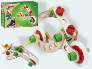 obrázek Baufix Scooter - dřevěné hračky a stavebnice