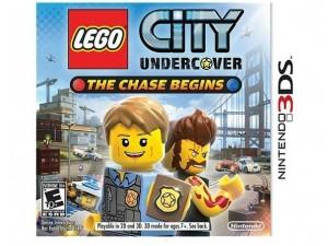 obrázek Lego 5002420 City V utajení: Chase začíná