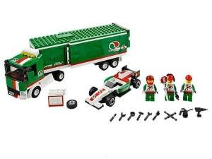 obrázek Lego 60025 City Grand Prix Truck