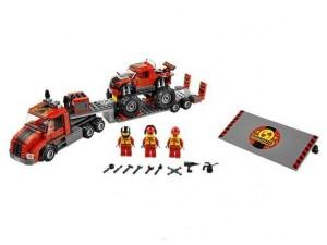 obrázek Lego 60027 City Monster Truck Transporter
