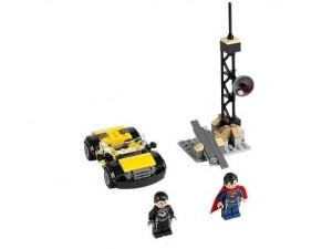 obrázek Lego 76002 Super Heroes Superman: Metropolis