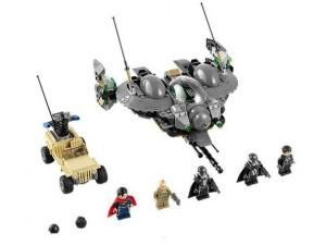obrázek Lego 76003 Super Heroes Superman: Bitva o Smallvil